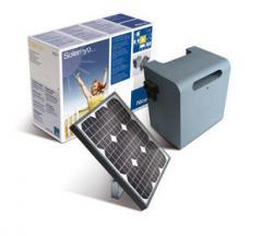 Комплект для использования солнечной энергии
