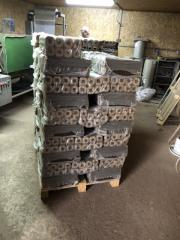Nestro briquettes wholesale from the producer