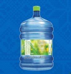 Минеральная природная питьевая  родниковая вода