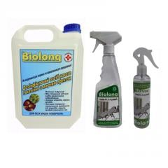 Biolong universal - means for disinfection