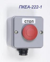 Посты кнопочные ПКЕ 222-2
