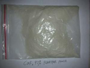 Fluorite concentrate (fluorspar) floatation for