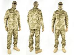 Camouflage pixel of Ukraine