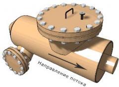 Gryazeviki horizontal Du40 - Du400