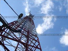 Towers of mobile communication