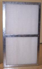 Fibrous air filter 287x287x48