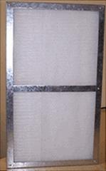 Фильтр воздушный волокнистый 600x500x48