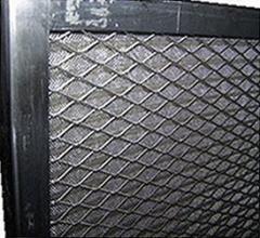 Mesh air filter 292x492x25