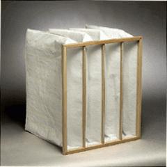 Pocket air filter 287x592x600, 4 pockets