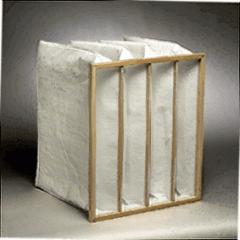 Pocket air filter 490x592x600, area 4,5,
