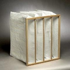 Pocket air filter 592x592x650, 6 pockets