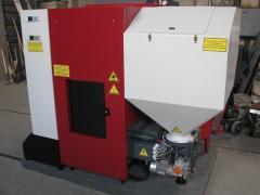 Copper pelletny automatic hybrid three-planimetric