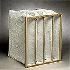 Pocket air filter 490x592x550