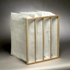 Pocket air filter of 592x592x380 8 pockets