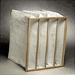 Pocket air filter 490x592x550, 6 pockets
