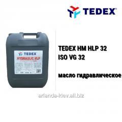 Hydraulic HLP 32 Tedex TEDEX HYDRAULIC HM oil (20