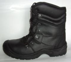 Boots high leather ALFA