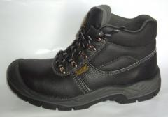 Ботинки кожаные SICILIA