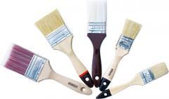 Flat paint brushes wholesale
