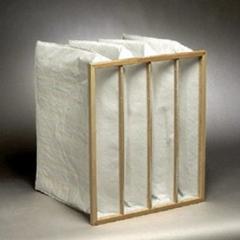 Pocket air filter 592x592x380, resistance 155