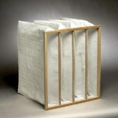 Pocket air filter 592x592x380 resistance 126