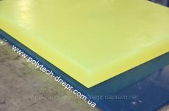 Полиуретановые листы 12x500x500