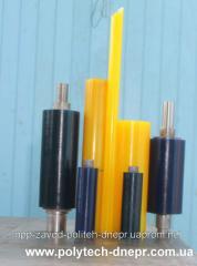 Polyurethane a core under the order