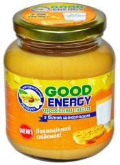 Арахисовое масло( паста) с белым шоколадом, 350 г