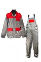ITR suit (p / to + jacket)