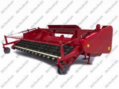 The PDE-3,4 platform sorter to combine harvesters