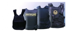Steel ballistic Miilux Protection 500