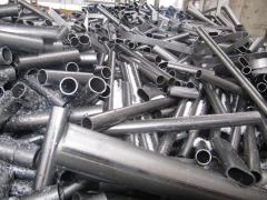 Waste and scrap of stainless steel