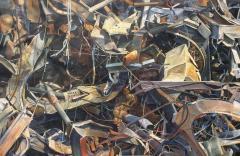 Oversized steel scrap