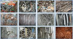 Homogeneous scrap metal