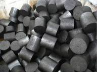 The processed ferrous secondary metals
