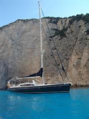 Парусная яхта проекта Esta 52, район плавания-