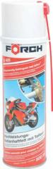 Consistent S405 teflon lubricant for chains
