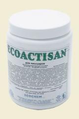The deodorizing block for ECOACTISAN® Urinals