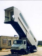 Трап пассажирский самоходный СПТ-96