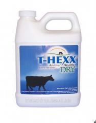 T-HEXX ® DRY detergen