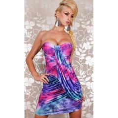 ПЛАТЬЕ MS2317-1, Оригинальное платье