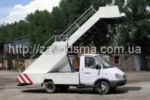 Трап авиационный ПАССАЖИРСКИЙ САМОХОДНЫЙ ТПС-22-1