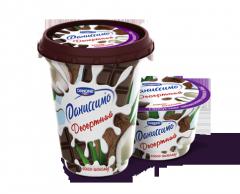 Danissimo's desserts