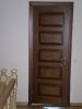 Drzwi z płyty MDF, pilśniowej