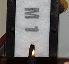 Фильтр не горючий  FCS 250-T18