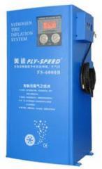 Оборудование для накачки шин азотом