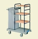 Carts for Green Hotel 941 hotels