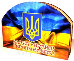 Napkin holder Glory to Ukraine