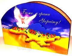 Napkin holder My God, store Ukraine