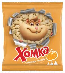 """Sunflower seeds are pumpkin, TM """"Homka"""